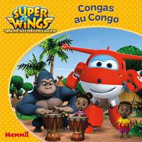 SUPER WINGS CONGAS AU CONGO