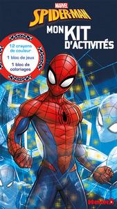 MARVEL SPIDER-MAN MON KIT D'ACTIVITES