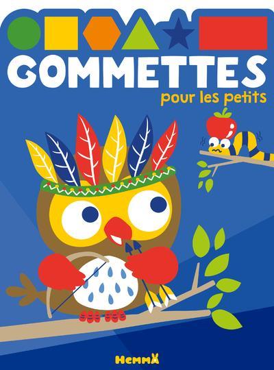 GOMMETTES POUR LES PETITS (HIBOU)