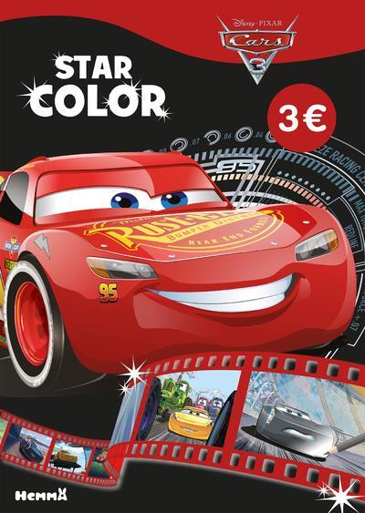 CARS 3 STAR COLOR (FLASH MCQUEEN)