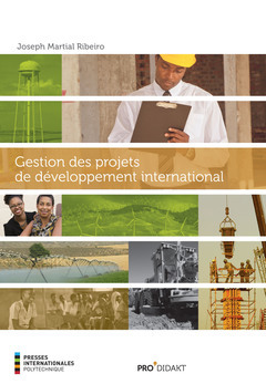 GESTION DES PROJETS DE DEVELOPPEMENT INTERNATIONAL