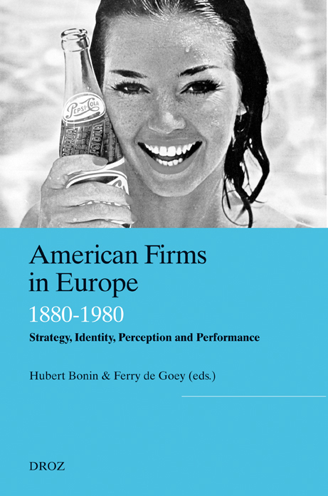 AMERICAN FIRMS IN EUROPE