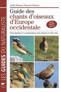 GUIDE DES CHANTS D'OISEAUX D'EUROPE
