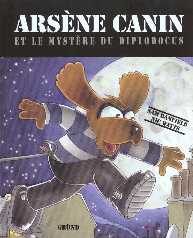 ARSENE CANIN & MYSTERE DIPLODO
