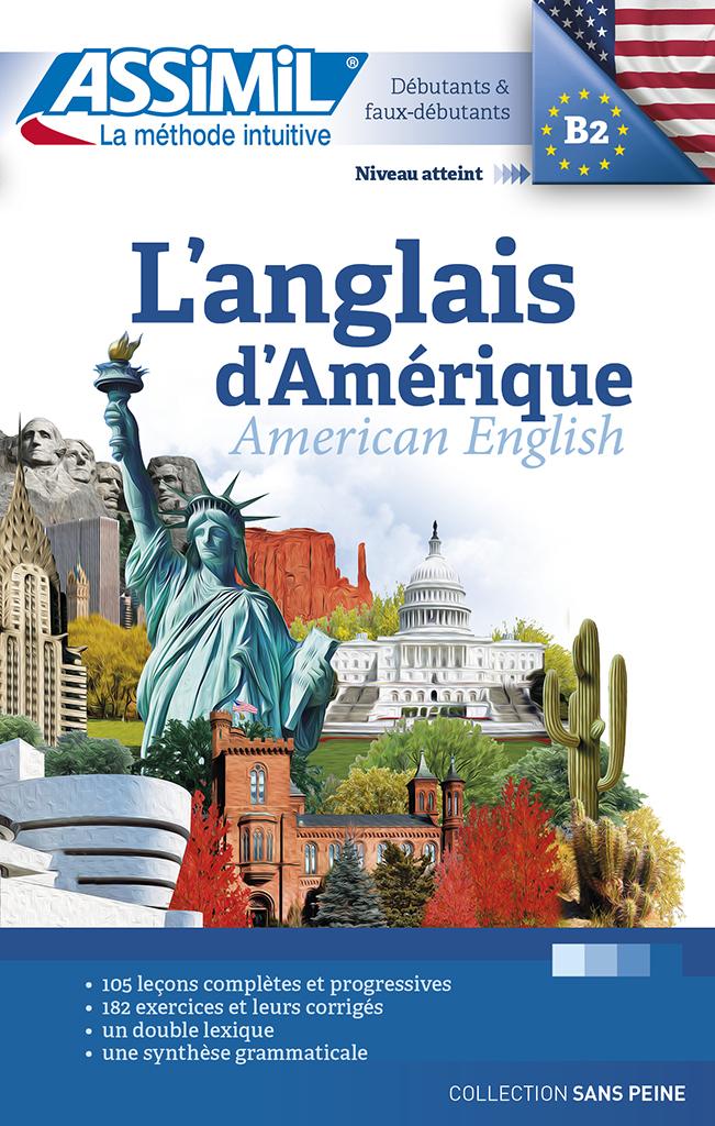 VOLUME ANGLAIS D'AMERIQUE 2016