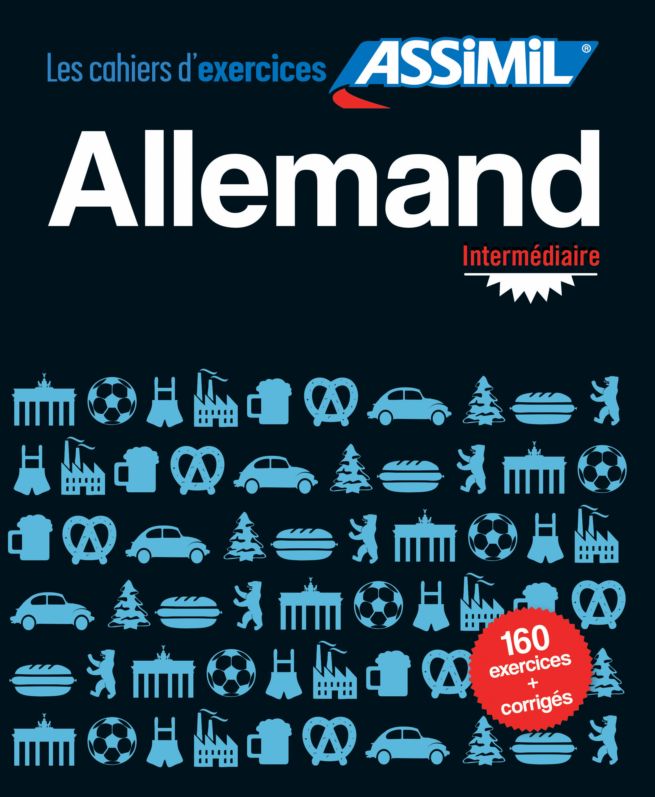 CAHIER EXERCICES ALLEMAND INTER.