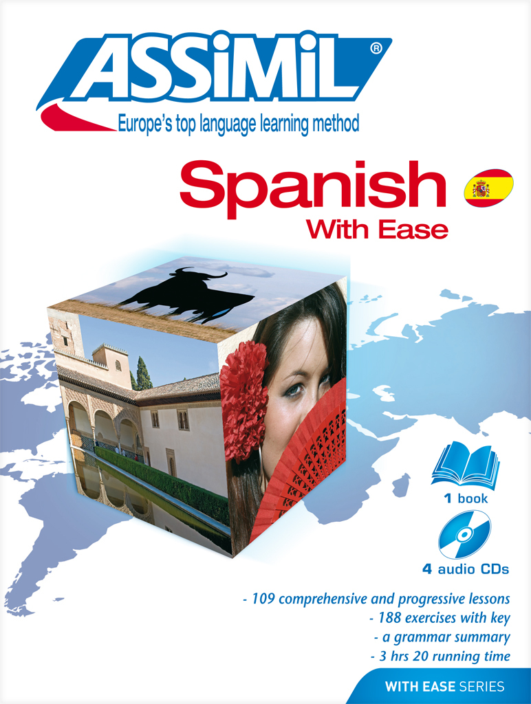PACK CD SPANISH WITH EASE