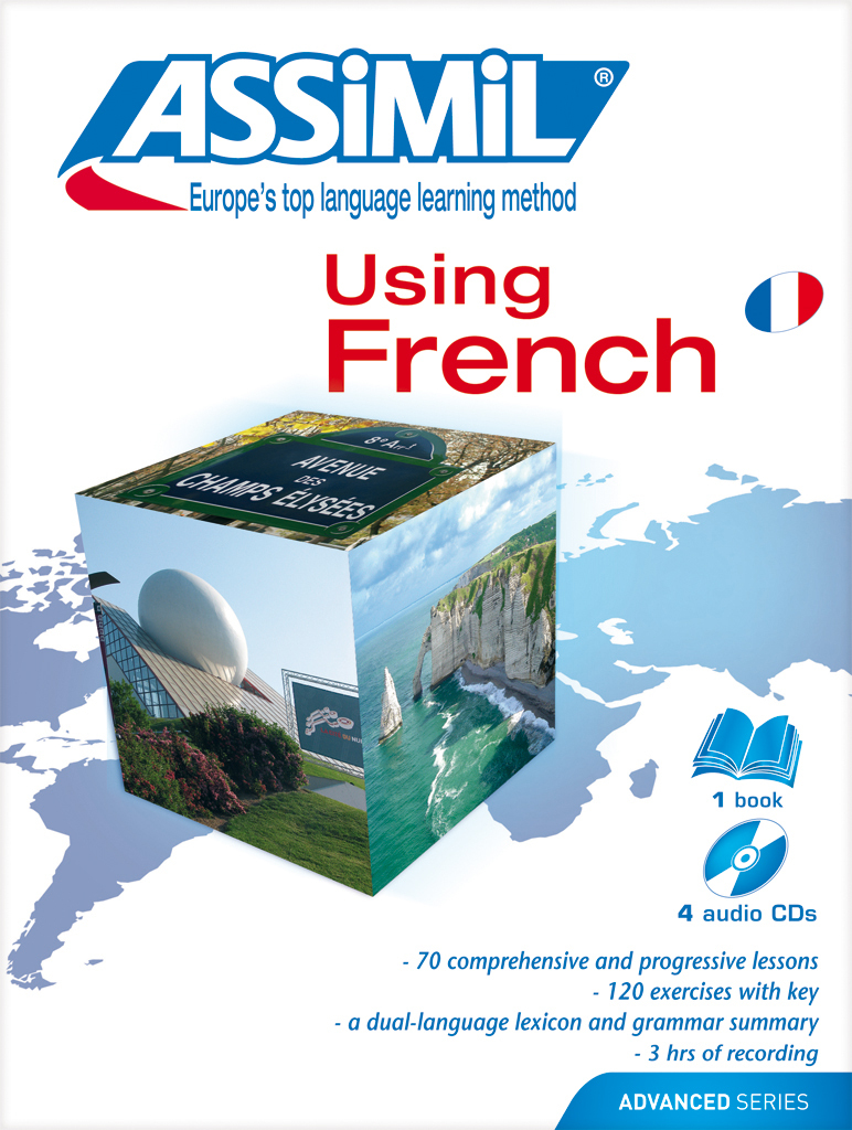 PACK CD USING FRENCH
