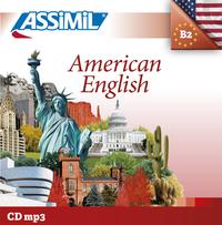 CD AMERICAN ENGLISH MP3