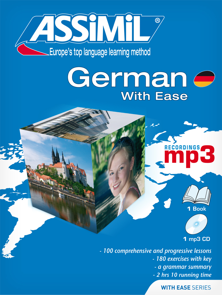 PACK MP3 GERMAN WITH EASE