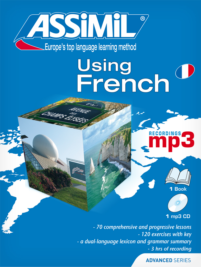 PACK MP3 USING FRENCH