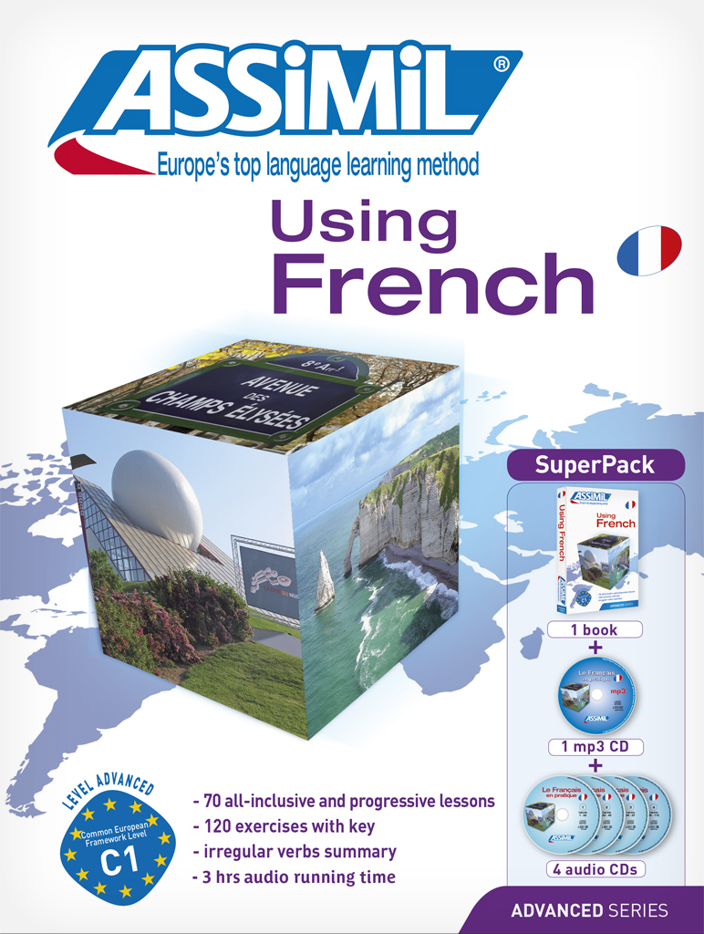 SUPERPACK USING FRENCH