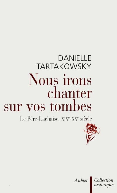 NOUS IRONS CHANTER SUR VOS TOMBES
