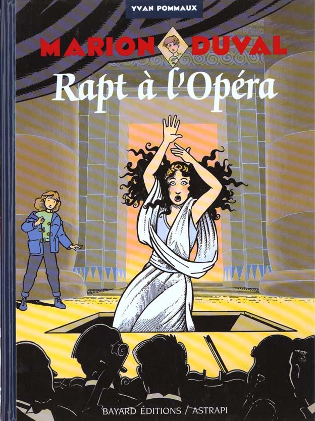 RAPT A L'OPERA