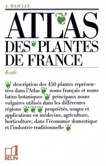 ATLAS PLANTES-TEXTE
