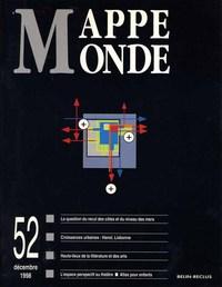 MAPPEMONDE 1998 N.4