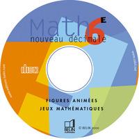 MATH 6E 2000 ITIN + CD ROM