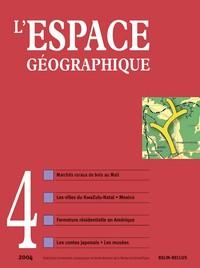 ESPACE GEO 2004 N.33/4