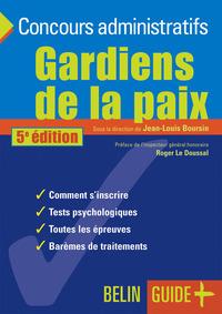 GARDIENS DE LA PAIX 5E EDITION