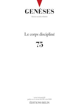 GENESES N75 LE CORPS DISCIPLINE