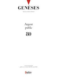 GENESES N80 ARGENT PUBLIC
