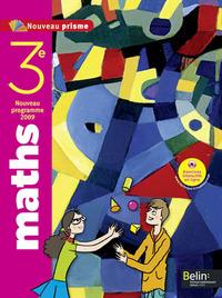 MATHS MANUEL ELEVE 3EME (PETIT FORMAT)