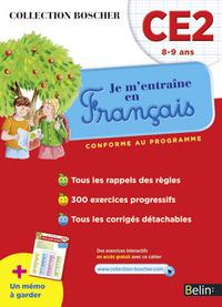 JE M ENTRAINE FRANCAIS CE2