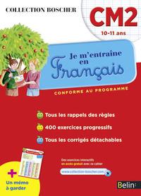 JE M ENTRAINE FRANCAIS CM2