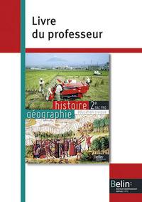 HISTOIRE-GEO-ED CIV 2E PRO - LIVRE DU PR