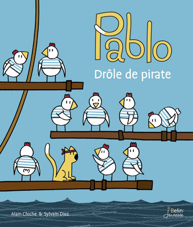 PABLO, DROLE DE PIRATE