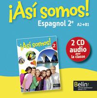 ASI SOMOS 2DE 2014 CD AUDIO CL