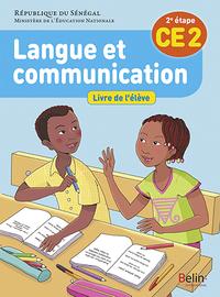 LANGUE ET COMMUNICATION ELEVE CE2 (SENEGAL) PRIVE