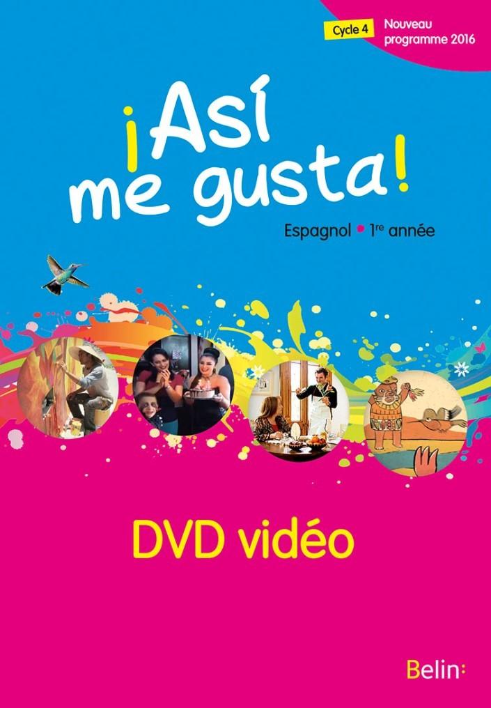 ESPAGNOL 5EME LV2 - DVD CLASSE