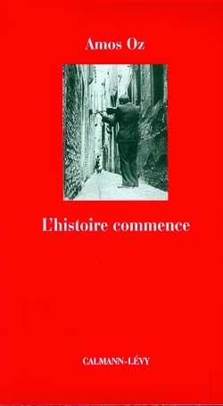 L'HISTOIRE COMMENCE