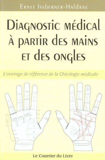 DIAGNOSTIC MEDICAL A PARTIR DES MAINS ET DES ONGLES