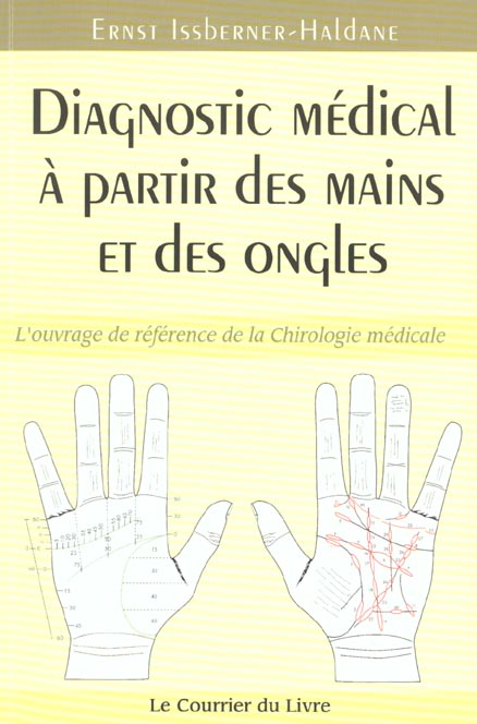 DIAGNOSTIC MEDICAL A PARTIR DES MAINS ET DES ONGLES