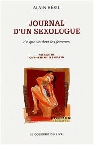 JOURNAL D'UN SEXOLOGUE