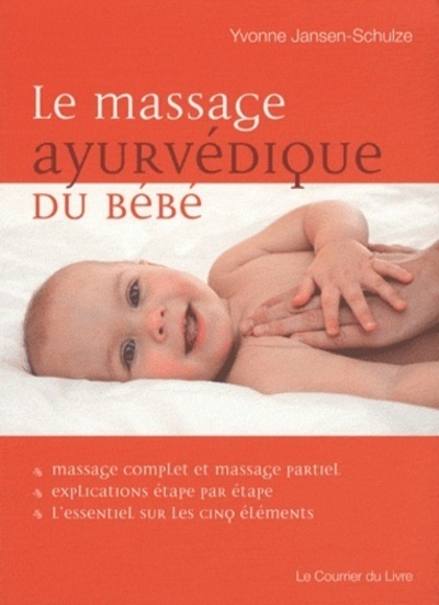 MASSAGE AYURVEDIQUE DU BEBE (LE)