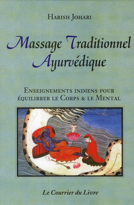 MASSAGE TRADITIONNEL AYURVEDIQUE