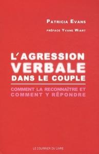 AGRESSION VERBALE DANS LE COUPLE (L')
