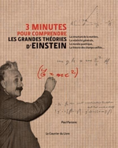 3 MN POUR COMPRENDRE LES GRANDES THEORIES D'EINSTEIN
