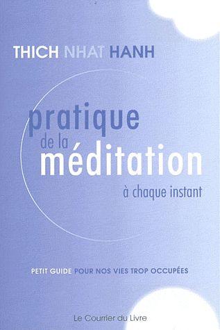 PRATIQUE DE LA MEDITATION A CHAQUE INSTANT