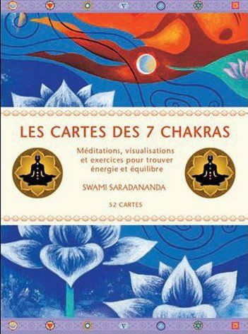 COFFRET LES CARTES DES 7 CHAKRAS