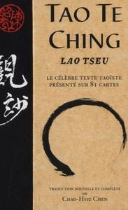 TAO TE CHING COFFRET 4EME EDITION
