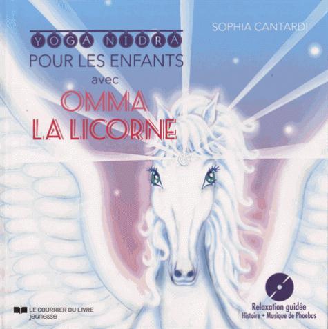 OMMA LA LICORNE (CD)