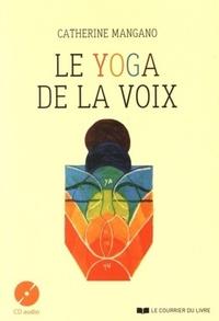 YOGA DE LA VOIX + CD (LE)