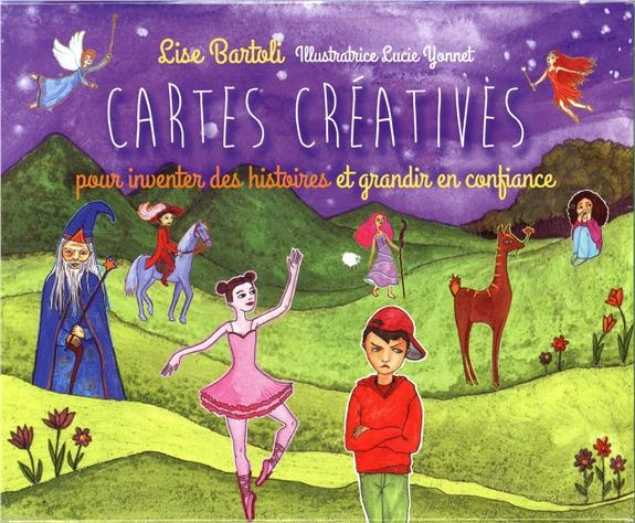 COFFRET CARTES CREATIVES