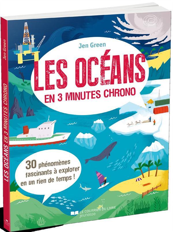 OCEANS EN 3 MINUTES CHRONO (LES)