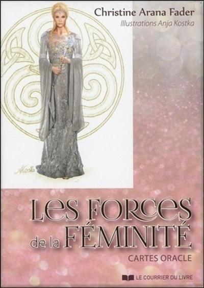 COFFRET LES FORCES DE LA FEMINITE
