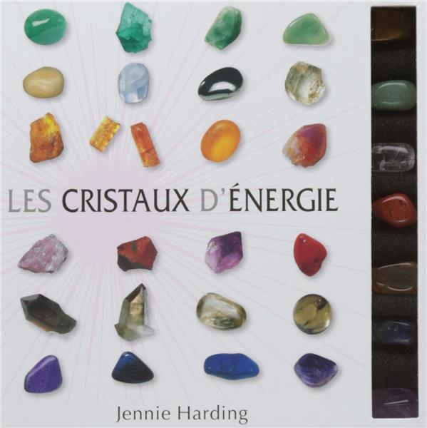 CRISTAUX D'ENERGIE COFFRET (LES)